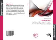 Bookcover of Sajjad Karim