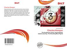 Bookcover of Charles Kemper