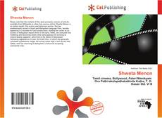 Bookcover of Shweta Menon
