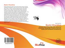 Capa do livro de Bashir Khanbhai