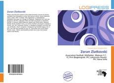 Zoran Zlatkovski kitap kapağı
