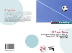 Bookcover of CS Triumf Bârca
