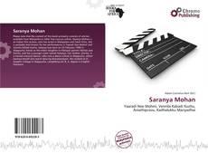 Bookcover of Saranya Mohan