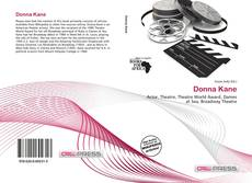 Bookcover of Donna Kane