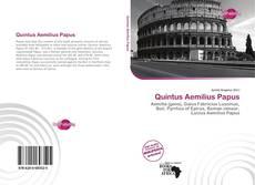 Portada del libro de Quintus Aemilius Papus