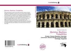 Couverture de Quintus Baebius Tamphilus