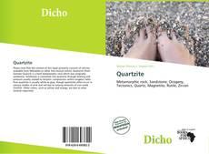 Bookcover of Quartzite