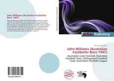 Copertina di John Williams (Australian Footballer Born 1947)