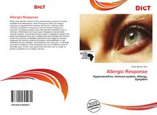 Bookcover of Allergic Response
