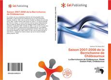 Обложка Saison 2007-2008 de la Berrichonne de Châteauroux