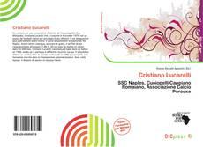Copertina di Cristiano Lucarelli