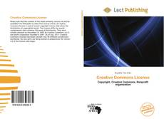 Bookcover of Creative Commons License
