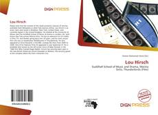 Bookcover of Lou Hirsch