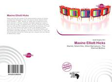 Bookcover of Maxine Elliott Hicks