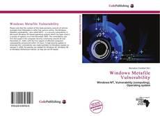 Bookcover of Windows Metafile Vulnerability
