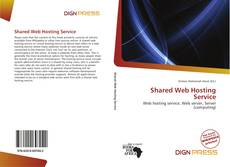 Bookcover of Shared Web Hosting Service