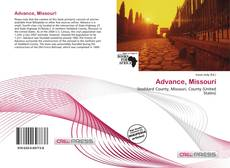 Bookcover of Advance, Missouri