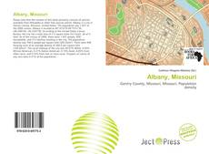 Albany, Missouri的封面