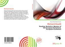 Capa do livro de Richard Howitt