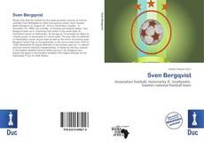 Capa do livro de Sven Bergqvist