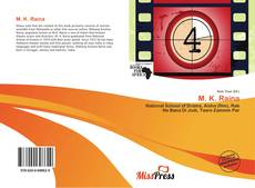 M. K. Raina的封面