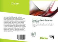 Обложка Sarah Ludford, Baroness Ludford