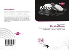 Bookcover of Renuka Menon