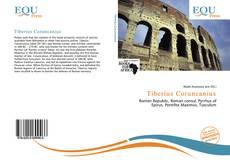 Bookcover of Tiberius Coruncanius