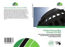 Bookcover of Publius Decius Mus (Consul 312 BC)