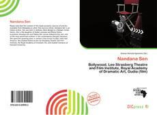 Buchcover von Nandana Sen