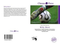 Bookcover of Willy Meisl