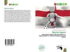 Moshe Agami kitap kapağı