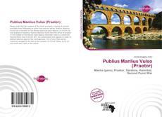 Bookcover of Publius Manlius Vulso (Praetor)
