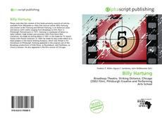 Billy Hartung kitap kapağı