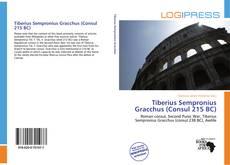 Buchcover von Tiberius Sempronius Gracchus (Consul 215 BC)