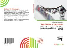 Couverture de Michael W. Halberstam