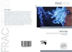 Capa do livro de Bone Age