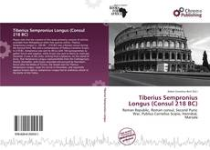 Bookcover of Tiberius Sempronius Longus (Consul 218 BC)