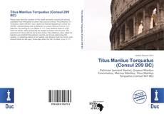 Обложка Titus Manlius Torquatus (Consul 299 BC)