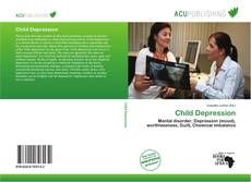 Child Depression kitap kapağı