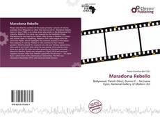 Maradona Rebello kitap kapağı