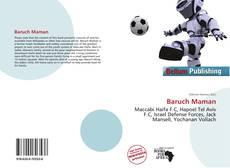 Buchcover von Baruch Maman