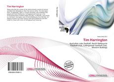 Portada del libro de Tim Harrington