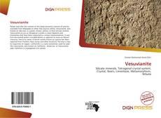 Couverture de Vesuvianite