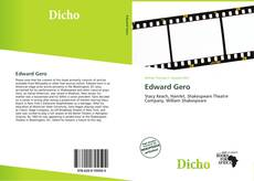 Couverture de Edward Gero
