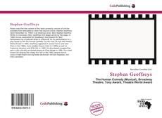 Couverture de Stephen Geoffreys