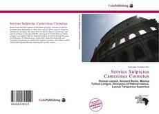 Buchcover von Servius Sulpicius Camerinus Cornutus