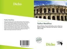 Обложка Tullus Hostilius