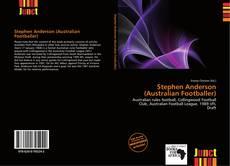 Bookcover of Stephen Anderson (Australian Footballer)