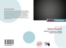 Richard Beckett的封面